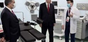 SANCAKTEPE'DE PROF. DR. FERİHA ÖZ ACİL DURUM HASTANESİ AÇILDI