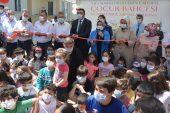 Sancaktepe ilçesinde çocuk bahçelerinin açılışı yapıldı