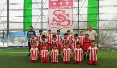 Sivasspor Futbol Akademisi Sancaktepe'de