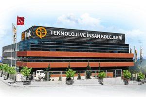 Tink –Teknoloji ve İnsan Kolejleri Dünya'nın 100 okulu içinde yer aldı