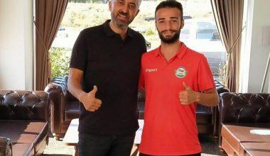 Ali Cebir'in yeni takımı belli oldu