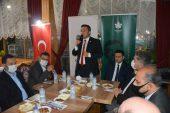 Gelecek Partisi Sancaktepe'de yeni üyelere rozetleri takıldı