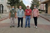 Sancaktepe'de Mahalle Denetim Ekipleri Covid-19 Denetimi Yapıyor