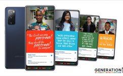 Samsung ve Birleşmiş Milletler Kalkınma Programı Generation17 inisiyatifini hayata geçirdi!