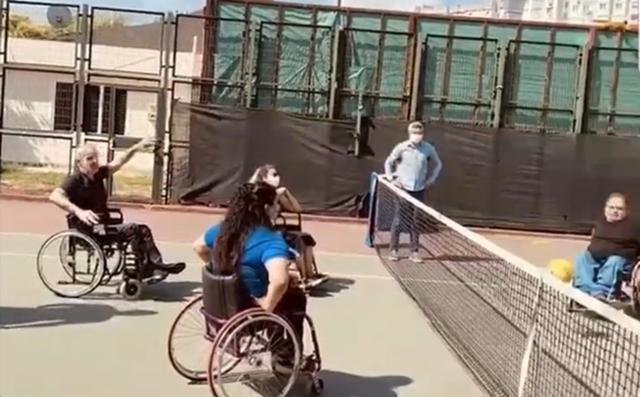 Çekmeköy Spor Kulübünden sosyal sorumluluk projesi