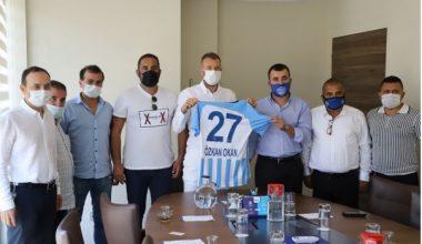 OKAN ÜNİVERSİTESİ HASTANESİ TUZLASPOR'UN SAĞLIK SPONSORU OLDU