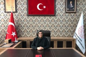 Sancaktepe Mili Eğitim Müdürü Hale Bağce Özbaş'ın 24 Kasım Öğretmenler Günü mesajı