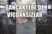 Sancaktepe'de vicdansızlar parklara zarar veriyor