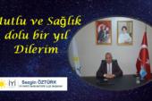 İYİ Parti Sancaktepe İlçe Başkanı Sezgin Öztürk'ün yeni yıl mesajı