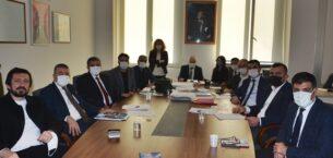 Kazım Bilgen'den CHP Sancaktepe Belediye Meclis Üyelerine taziye ziyareti