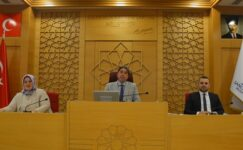 Sancaktepe Belediye Meclisi 2021 yılının ilk Meclis toplantısını gerçekleştirdi.