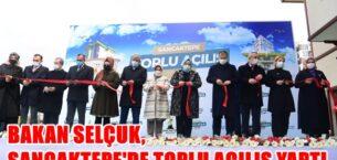 Bakan Selçuk, Sancaktepe'de Toplu Açılış törenine katıldı