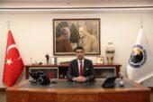 Başkan Gökhan Yüksel'in 14 Mart Tıp Bayramı mesajı