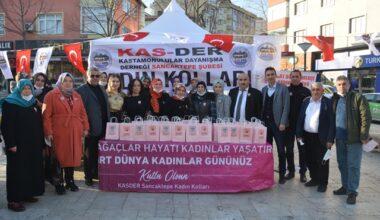 Sancaktepe KAS-DER'den Dünya Kadınlar Günü etkinliği