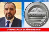 SANİAD Başkanı Osman Aktan'ın 8 Mart Dünya Kadınlar Günü mesajı