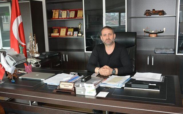ŞABAN CEBİR'İN 23 NİSAN ULUSAL EGEMENLİK VE ÇOCUK BAYRAMI MESAJI