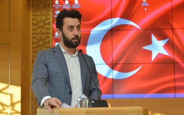 Halil Gülyaz'ın 23 Nisan Ulusal Egemenlik ve Çocuk Bayramı mesajı