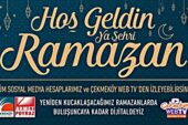 Çekmeköy'de Ramazan Ayı etkinlikleri dijital ortamda başladı