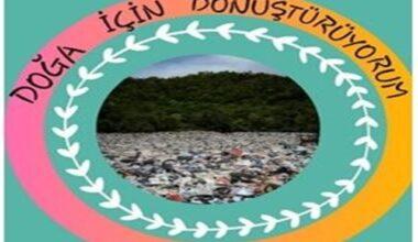 Sancaktepe'de Doğa için dönüştürüyorum eTwinning projesi