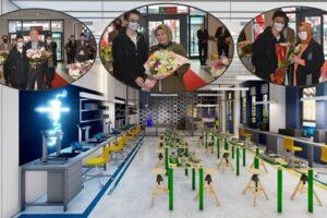 Sancaktepe Teknoloji Anadolu İmam Hatip Lisesi öğrencileri ile buluştu
