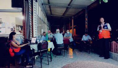 MALKARA'DA AFET FARKINDALIK EĞİTİMLERİ DEVAM EDİYOR