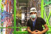 Doç. Dr. İlker Özşahin, CERN'de yürütülen altı deneyden biri olan Compact Muon Selenoid (CMS) ekibinde ülkemizi başarıyla temsil ediyor