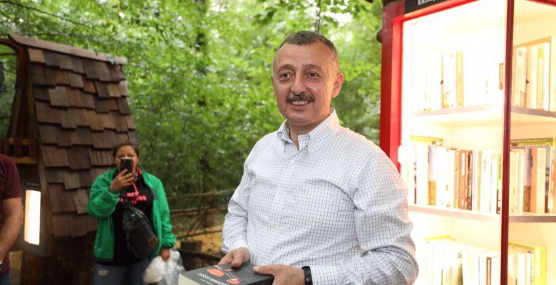 Türkiye'nin ilk Orman Kütüphanesi ORMANYA'da