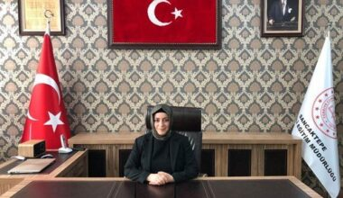 Hale Bağce Özbaş'ın, 15 Temmuz Şehitlerini Anma, Demokrasi ve Milli Birlik Günü mesajı