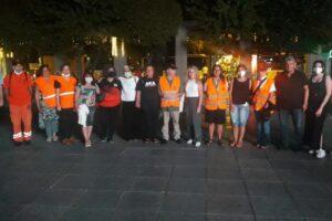 Depremin 22 yılında Bakırköy Belediyesi'nden ve STK'lardan Basın Açıklaması