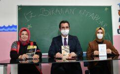 Sancaktepe'de İz Bırakan Kitaplar Bağış Kampanyası düzenlendi