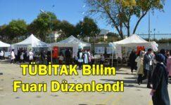 Sancaktepe Hüma Hatun Kız Anadolu İmam Hatip Lisesi Bilim Fuarı düzenledi